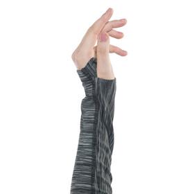 Prana Sierra Long Sleeve Women 1/4 Zip Charcoal